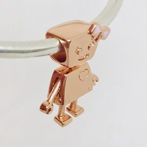 Pandora Bella Bot Rose Gold